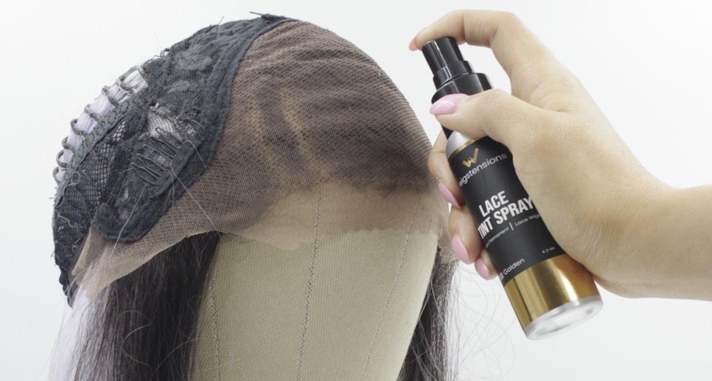 Wig Tint Spray